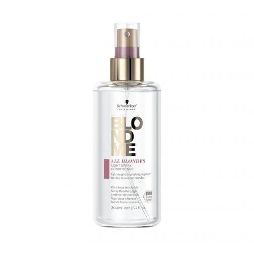Schwarzkopf Professional Blond Me All Blondes Light Spray Conditioner 200ml