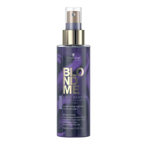 Schwarzkopf Professional Blond Me Cool Blondes Neutralizing Spray Conditioner 150ml