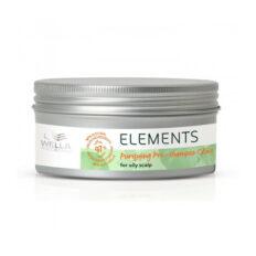 Valantis molis riebiai galvos odai Wella Elements Pre Shampoo Clay 225ml