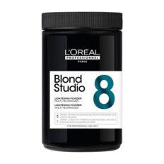 Šviesinimo milteliai L'Oreal Professionel Blond Studio Multi Techniques Powder 500gr