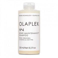 Atkuriamasis šampūnas Olaplex Bond Maintenance No.4 Shampoo 250ml